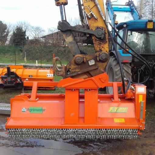 Agrimaster testate idrauliche ft