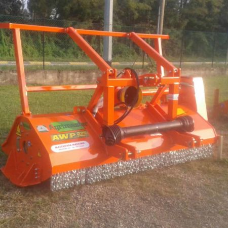 Agrimaster trincia Forestali AWP